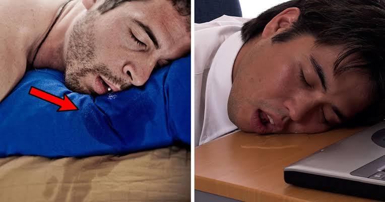 Uykuda Ağız Suyu Akması Nedir Neden Olur